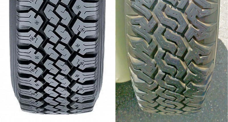 Tire Shop Open Late >> Old School Mud & Snow Tires And Vintage-look Radials | ECJ5